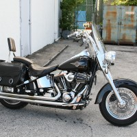 HARLEY DAVIDSON fat boy soft tail 1450cc FOR SALE by owner